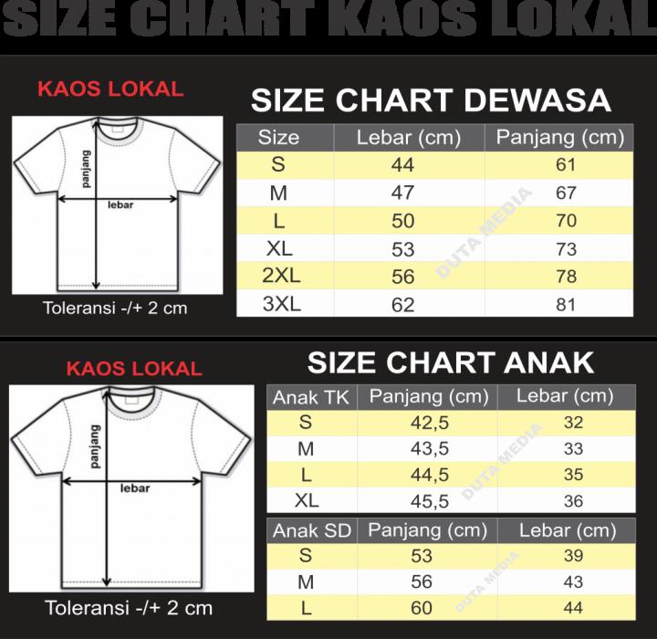 size chart 1